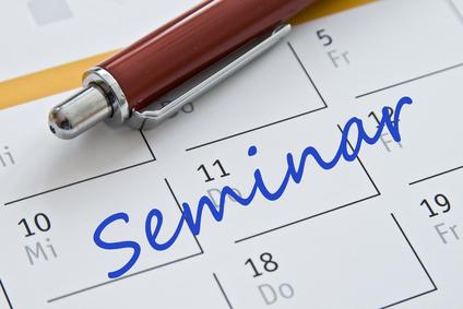 Trainings und Seminare
